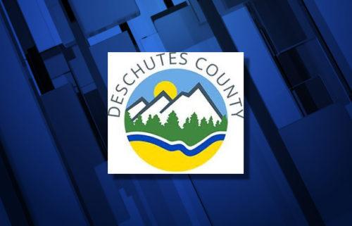 Deschutes County seal