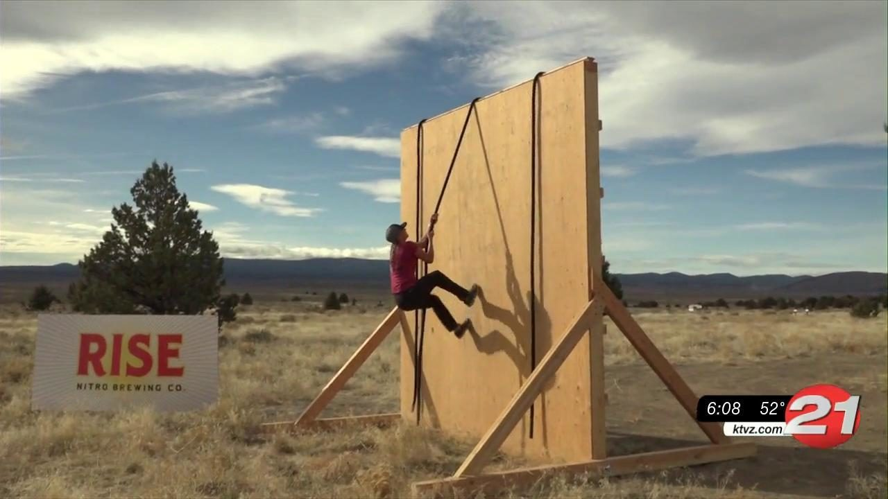 RISE Tactical Challenge obstacle course