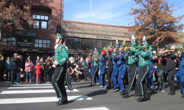 Bend Veterans Day Parade Lorena Bliven 111119