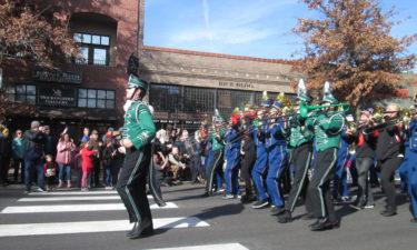 Bend Veterans Day Parade Lorena Bliven 111119