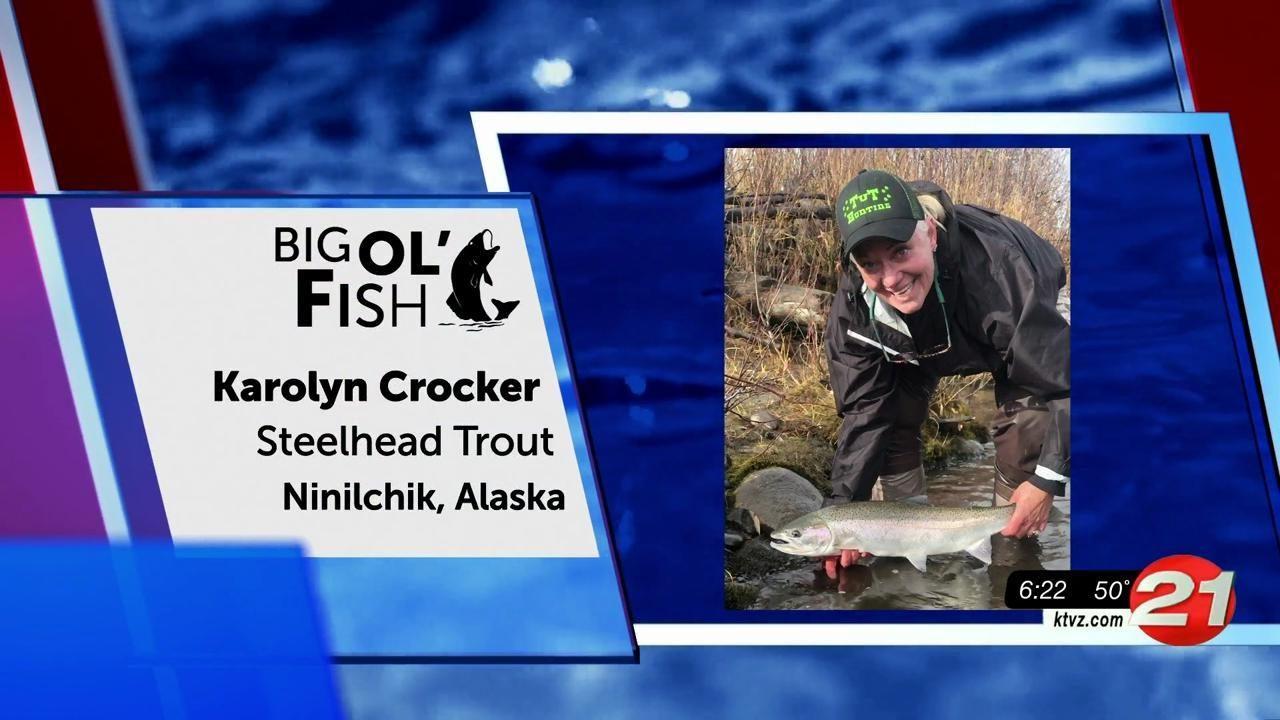 Big Ol; Fish one special catch