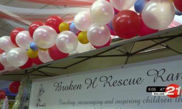 Broken H Rescue Ranch fundraiser