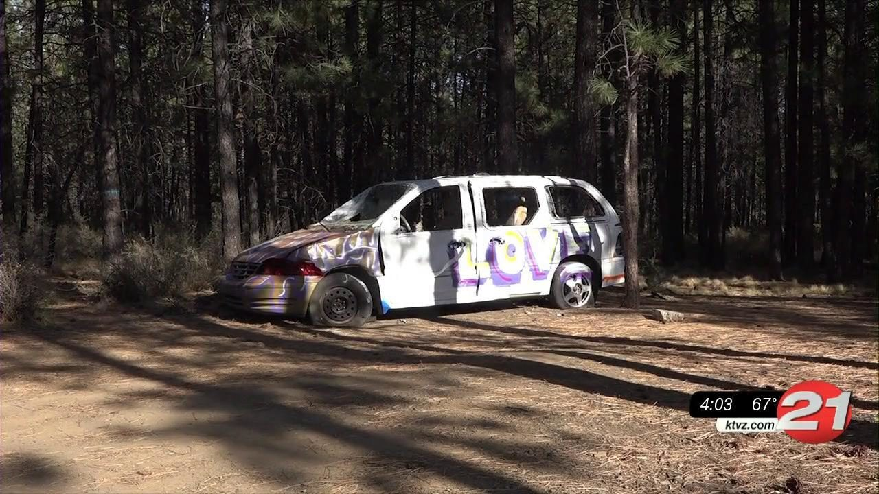 Deschutes National Forest illegal campers