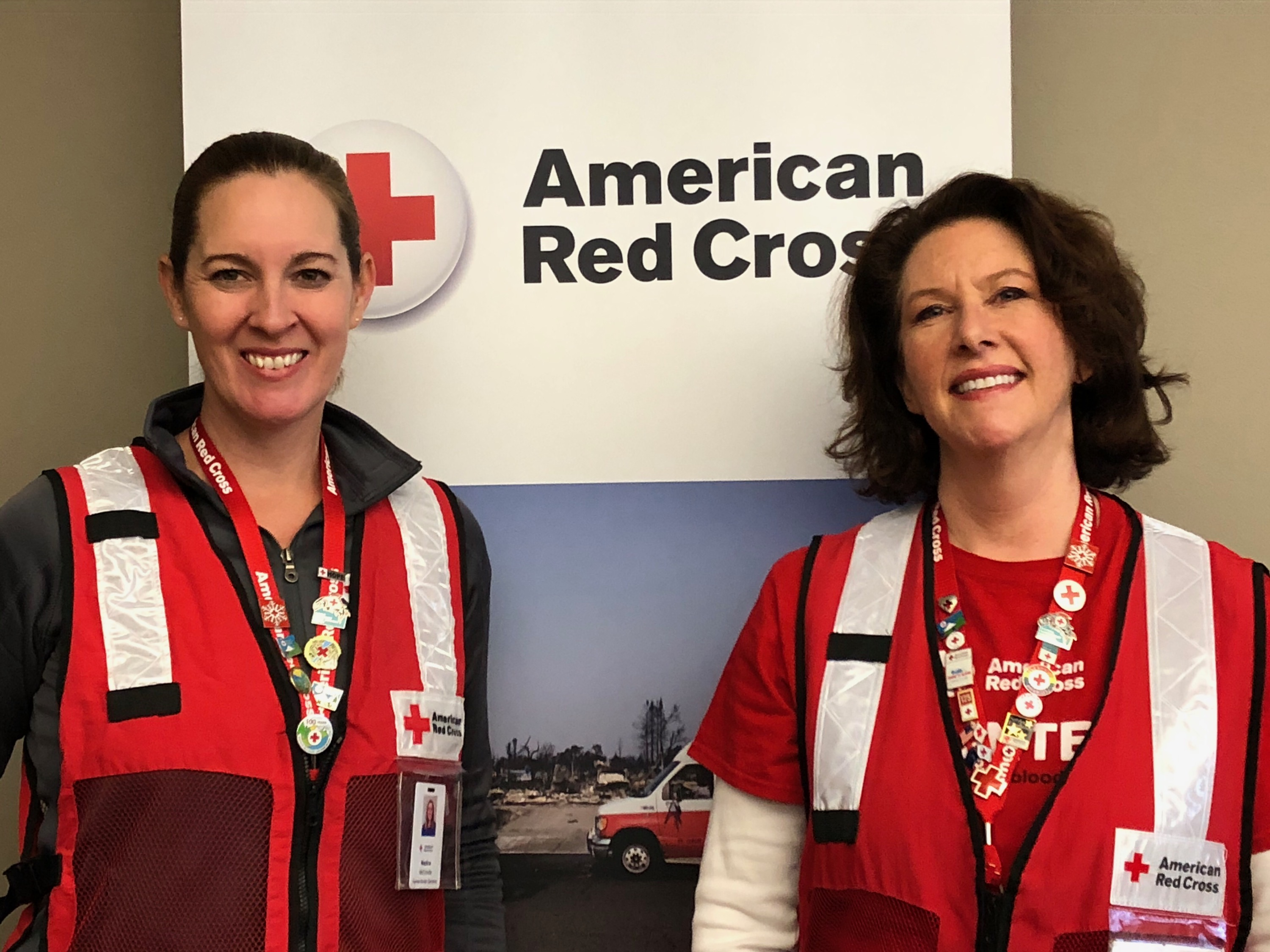Bend red cross volunteers -2019