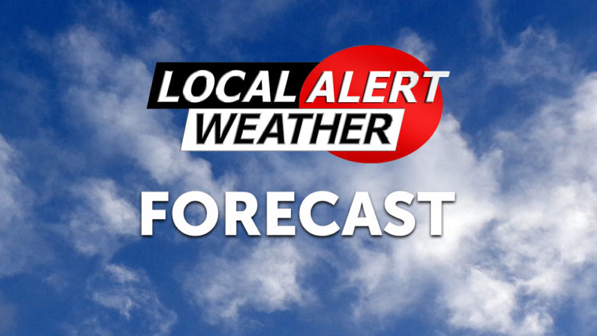 Local Alert Weather forecast