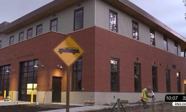 New Tumalo fire station