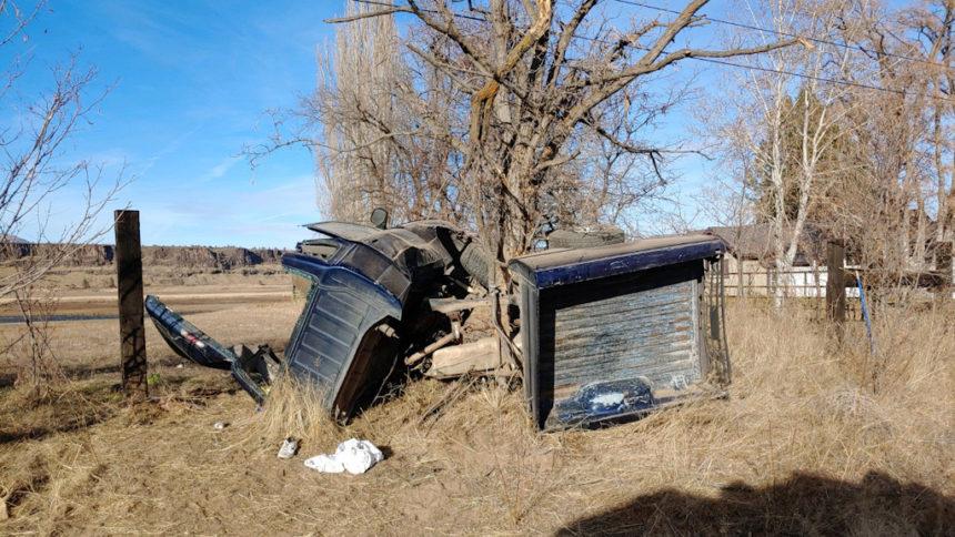 O'Neil Highway crash Redmond FD 1116
