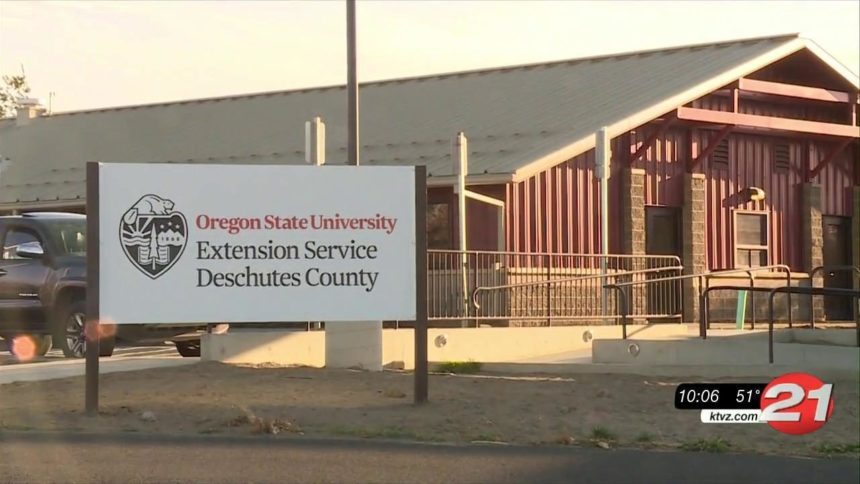 OSU Extension Service Deschutes County