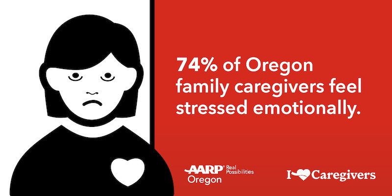 Oregon AARP caregivers