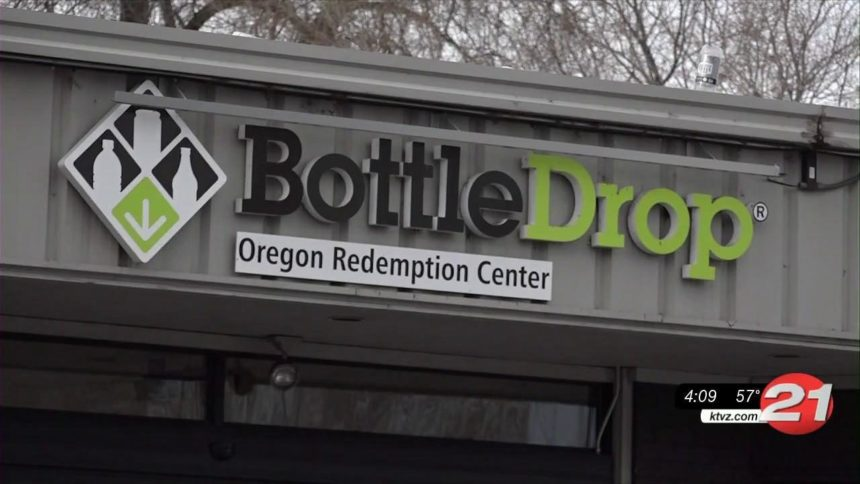Oregon BottleDrop