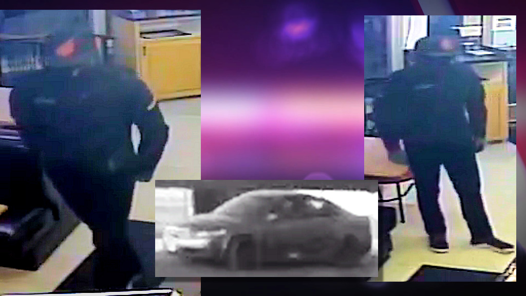 Prineville deli theft images