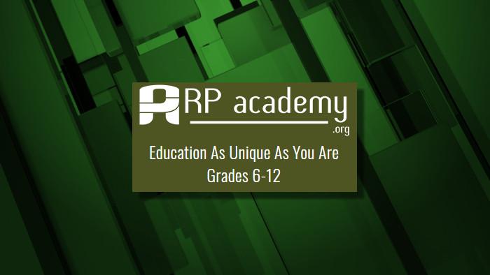 Redmond Proficiency Academy logo 2019