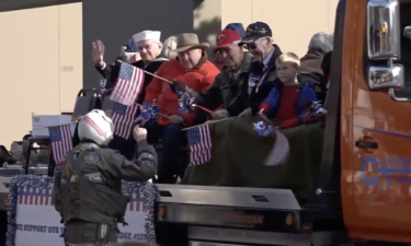 Bend Veterans Day Parade 2019
