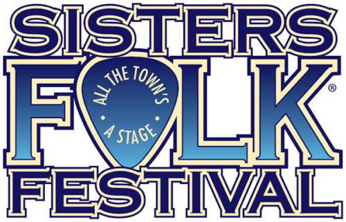 Sisters Folk Festival logo