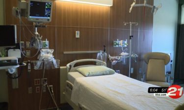 St. Charles Bend hospital bed