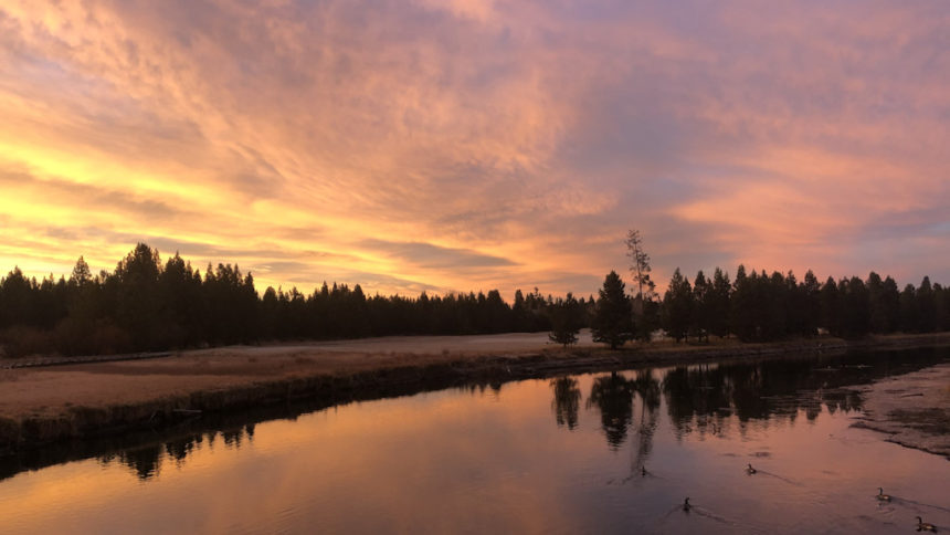 Sunriver morning Jamie Cordell