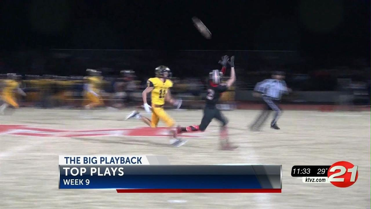The Big Playback 11-1 Other scores top plays